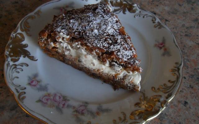 Ciasto marchewkowe z kremem philadelphia