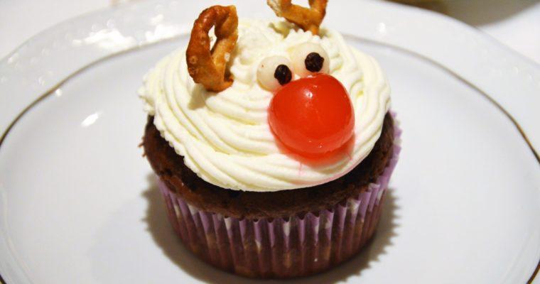 Muffinki świąteczne – Rudolfy