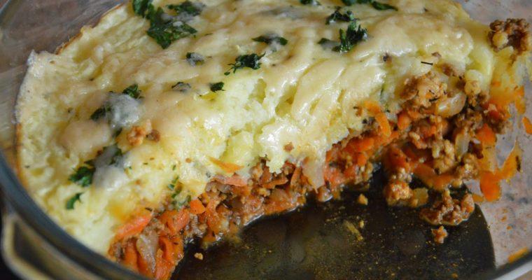 Shepherd's pie, czyli tradycyjna zapiekanka pasterska – najbardziej znana brytyjska potrawa
