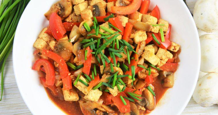 Tofu po seczuańsku