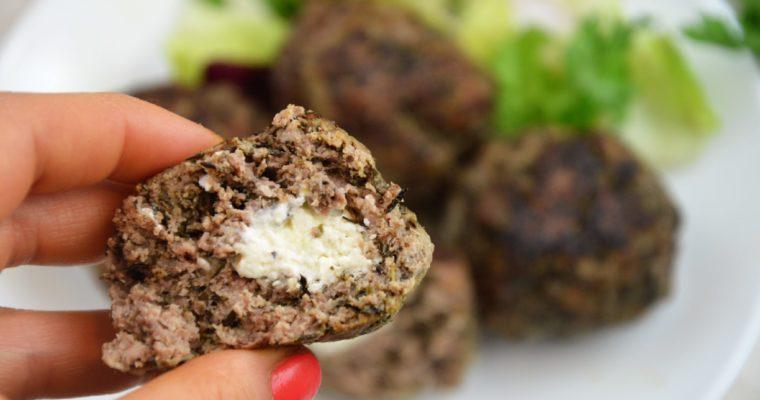 Bifteki, czyli greckie kotlety mielone