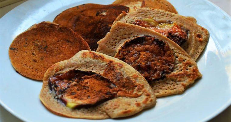 Pancakes z figami
