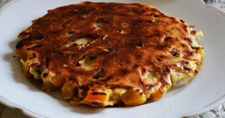 Okonomiyaki, czyli japoński naleśnik