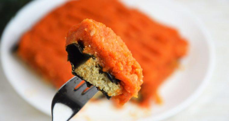 Tofu po grecku, czyli wegański klasyk wigilijny