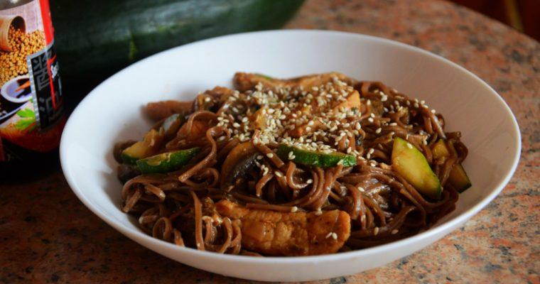 Kuchnia Azjatycka Kucharka W Baletkach