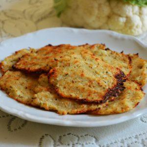 Chipsy z kalafiora