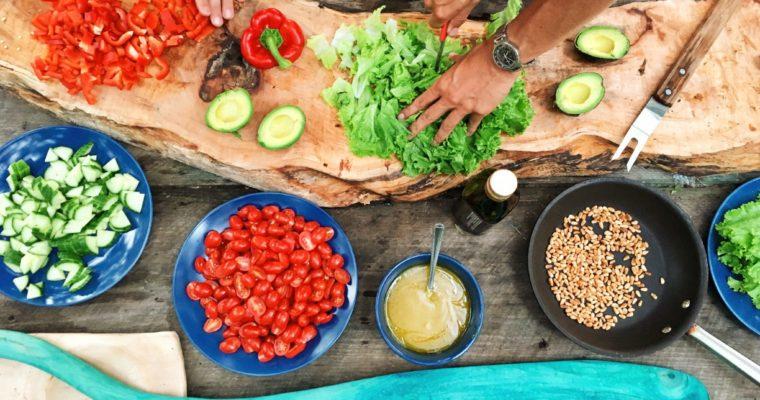 5 sposobów na zdrowsze gotowanie