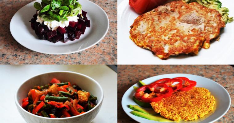 Co jeść na kolację – czyli 10 pomysłów na zdrowe, szybkie kolacje