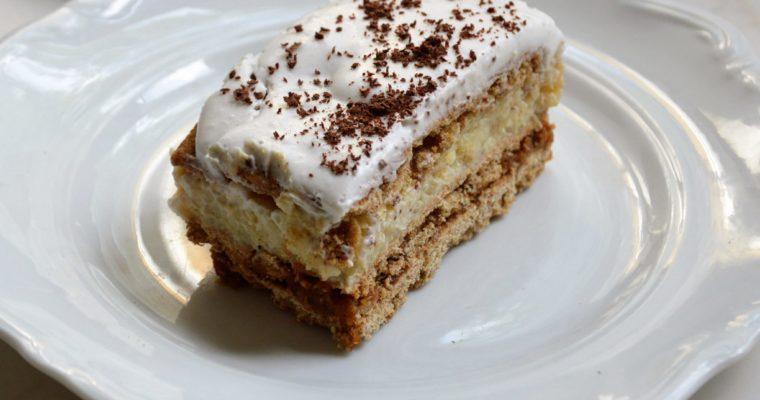 Zdrowe ciasto 3bit bez cukru