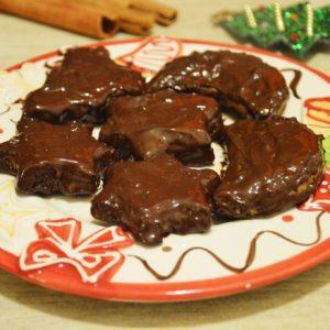 Wegańskie pierniczki z kaszy jaglanej bez cukru
