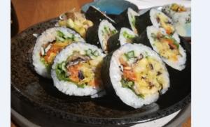 Wegańskie sushi w Warszawie - Youmiko Vegan Sushi pokazuje, że można!
