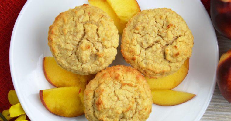 Muffinki z białej fasoli bez cukru