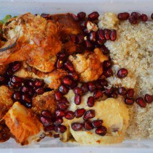 Wegańskie lunchboxy - 5 pomysłów na ekspresowe, łatwe i zdrowe wegańskie obiady na wynos