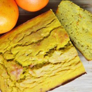 Bezglutenowy chlebek dyniowy bez cukru