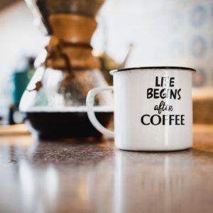 10 zasad dobrej kawy w domu - czyli jak pić lepszą kawę w domu niż w kawiarni