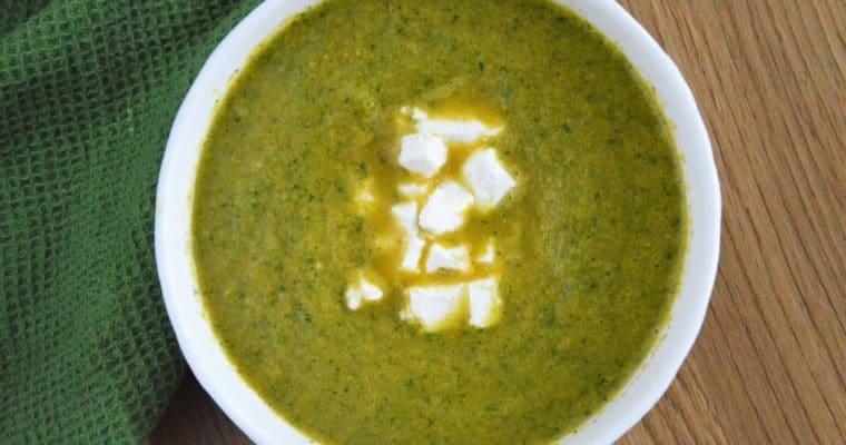 Zupa krem z brokułów fit – najłatwiejsza i najszybsza