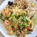 Pad thai z fasolką szparagową - sezonowa wersja najbardziej popularnego tajskiego dania
