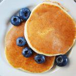 Puszyste sernikowe placki na białkach - lekkie, dietetyczne i pyszne