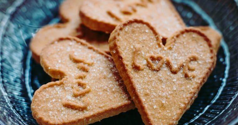 Kruche ciasteczka – smak z dzieciństwa