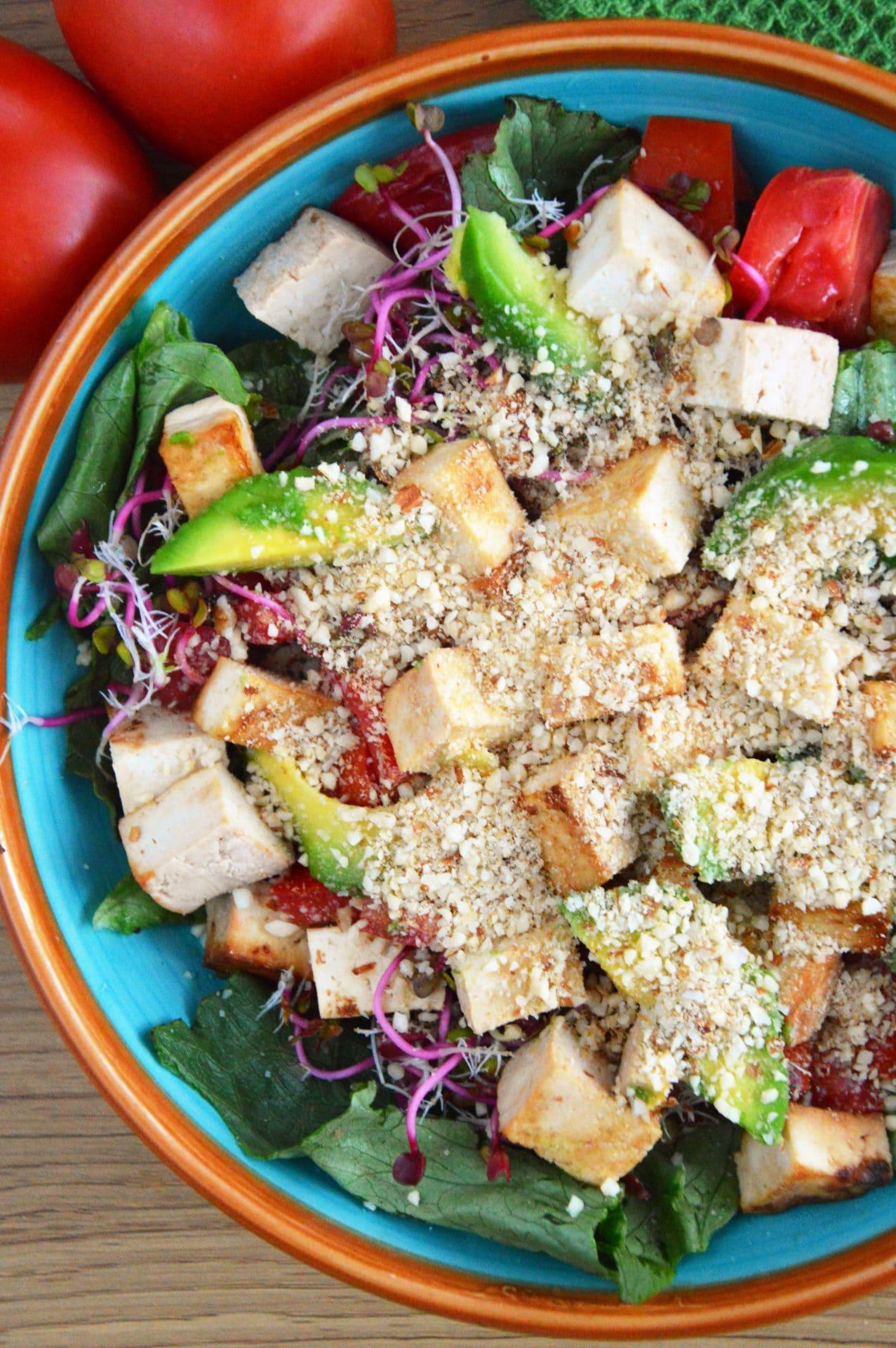 Pomysły na szybkie kolacje - najlepsze sałatki