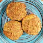 Sernikowe muffinki dyniowe - korzenne, bardzo łatwe i szybkie