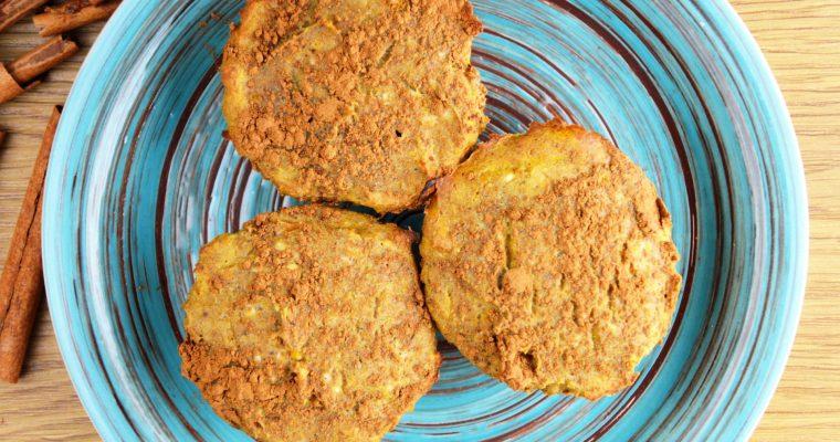 Sernikowe muffinki dyniowe – korzenne, bardzo łatwe i szybkie