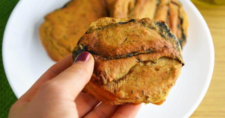 Pieczona seleryba – zdrowy wegański zamiennik wigilijnej ryby